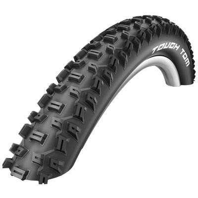 Schwalbe Tough Tom Tire - 27.5 x 2.6, Clincher, Wire, Black, K-Guard