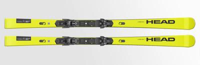 Head WC Rebel e-Speed  Pro SW RP Ski w/ Freeflex 14 GW Binding