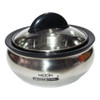 Milton Clarion Thermo Steel, 1500 ML Clear Lid, Hot Pot, Insulated Casserole - Image 1