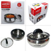 Milton Clarion Thermo Steel, 1500 ML Clear Lid, Hot Pot, Insulated Casserole - Image 5