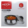 Milton Clarion Thermo Steel, 1500 ML Clear Lid, Hot Pot, Insulated Casserole - Image 6