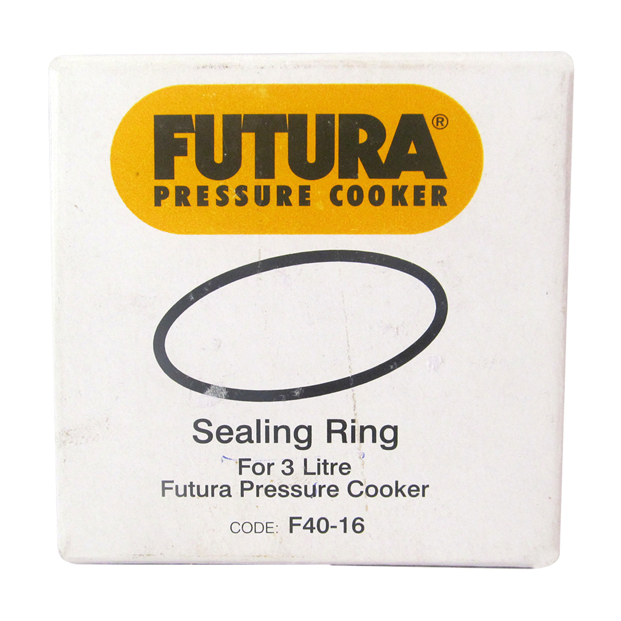 Futura Sealing Ring For 3 Ltr Pressure Cooker F40-16 Set Of 1