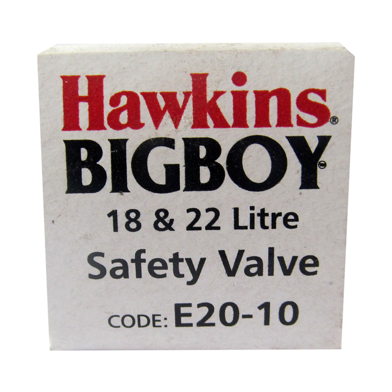 Hawkins BIGBOY E20-10 Safety Valve for 18 Litre and 22 Litre Pressure Cookers - Image 1