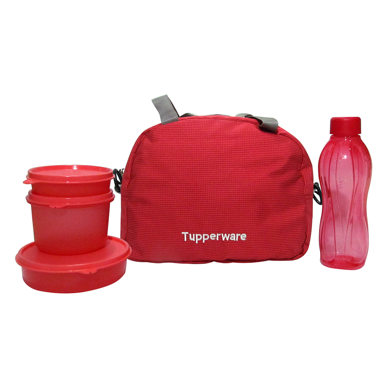 Tupperware Girl On the Go Lunch Set Of 3