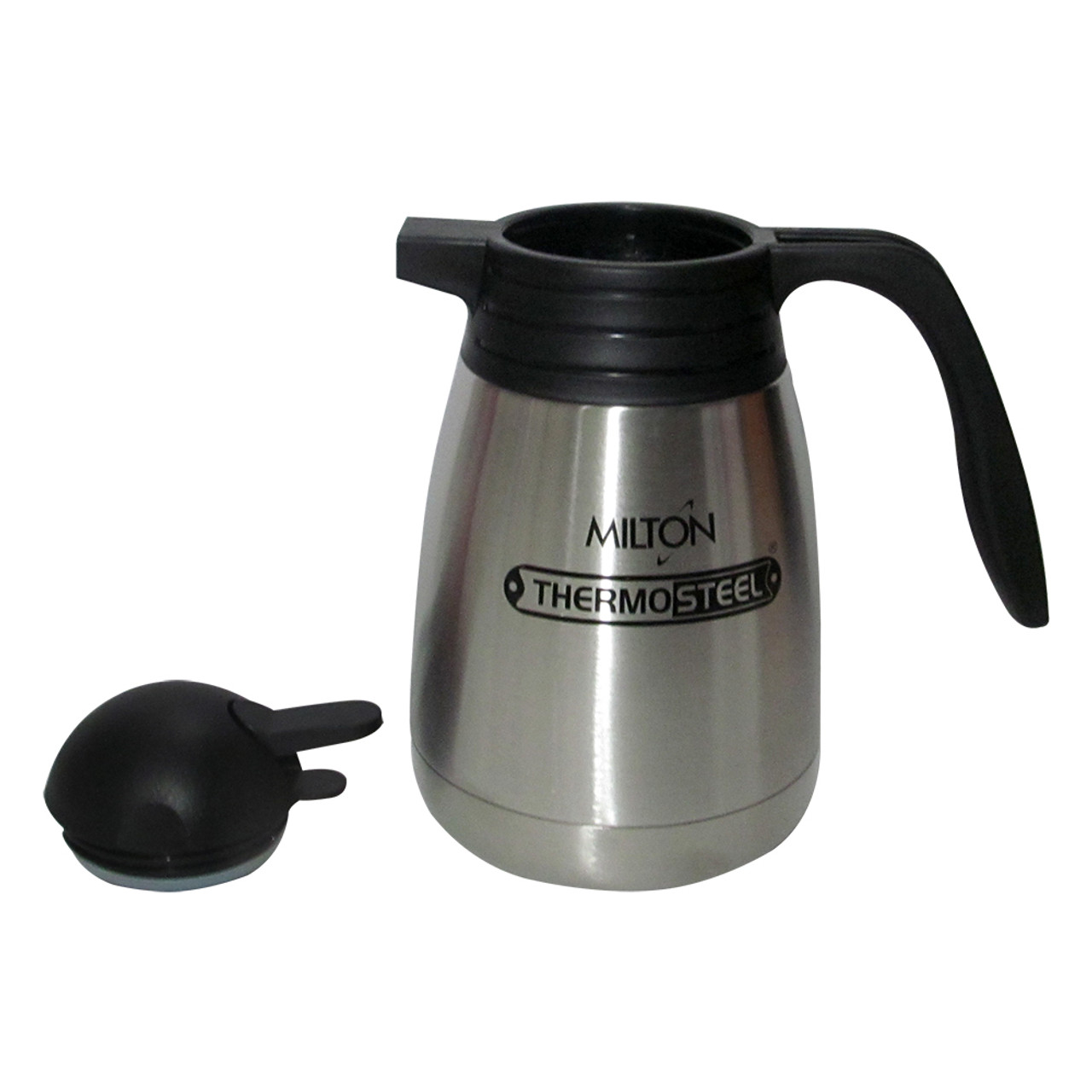 Milton Thermosteel Carafe, 1000 ML Vacuum Insulated Hot And Cold Flask - Image 2