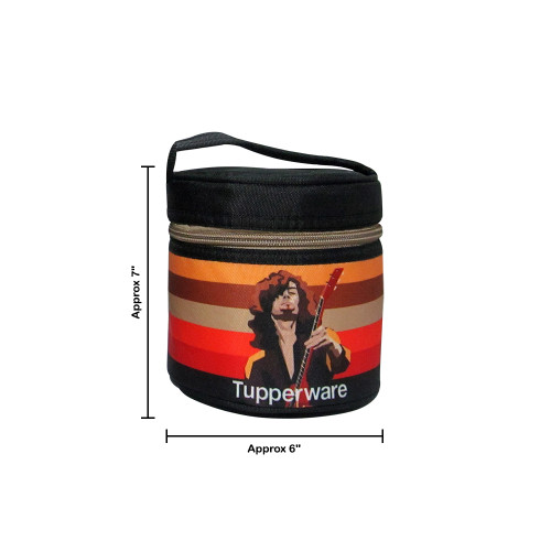 Tupperware Executive Junior Rock Star 4 Container or Bowl Lunch Set with Bag - Image 2
