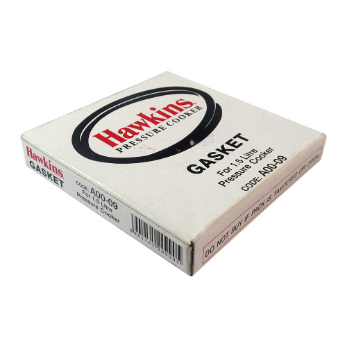 Hawkins Classic A00-09 Gasket for 1.5 Litre Pressure Cookers Sealing Ring - Image 2