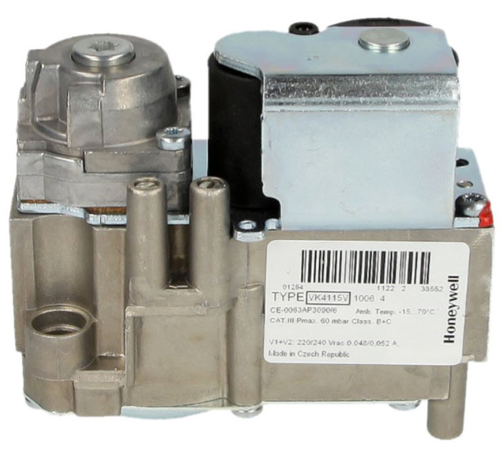 Honeywell VK4115V1006 Gas control block