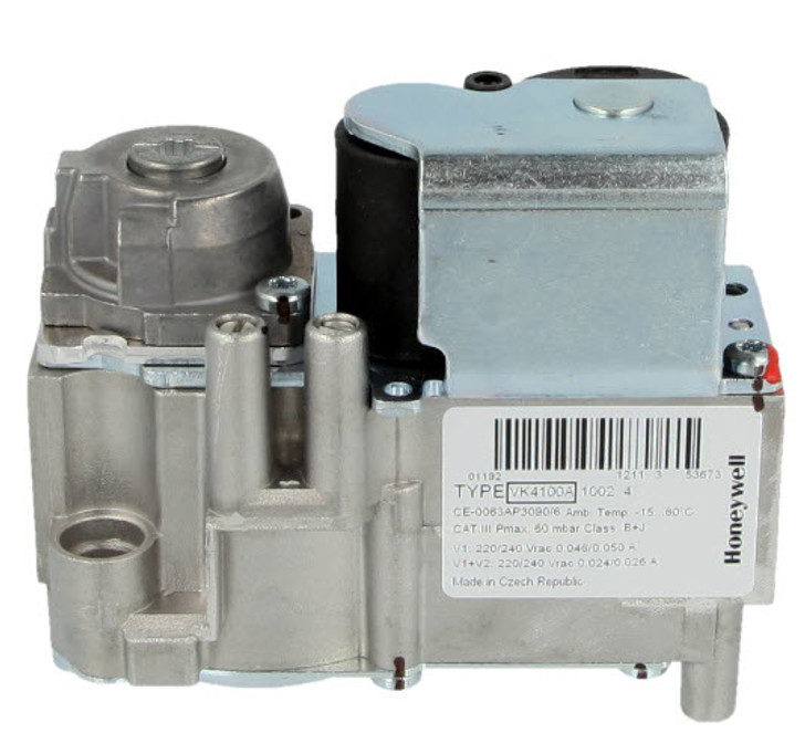 Honeywell VK4100A1002U Gas control block CVI-valve