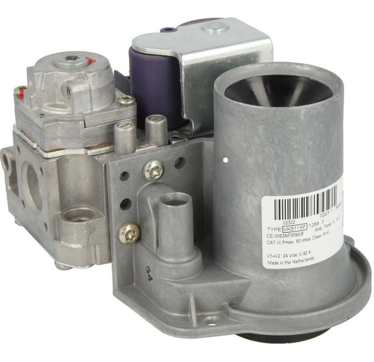 Honeywell VK8115F1092, 24V, 50 Hz CVI valve, Gas control block