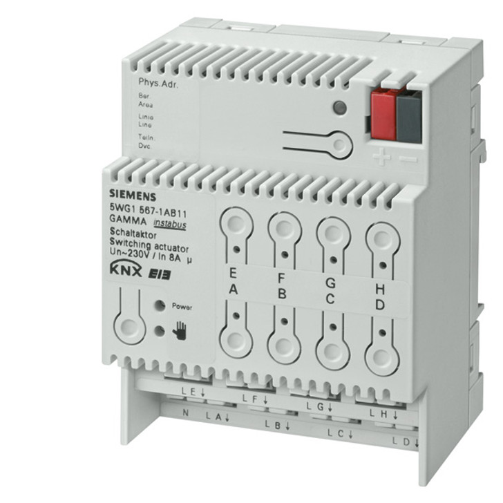 Siemens 5WG1567-1AB11