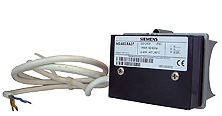 Siemens AGA63.5A27, Heating element