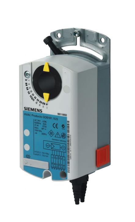 Siemens GDB181.1E/3, VAV compact controller