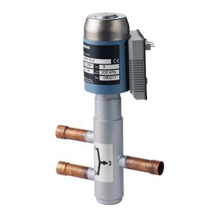 Siemens M3FK50LX mixing 2-port refrigerant valve