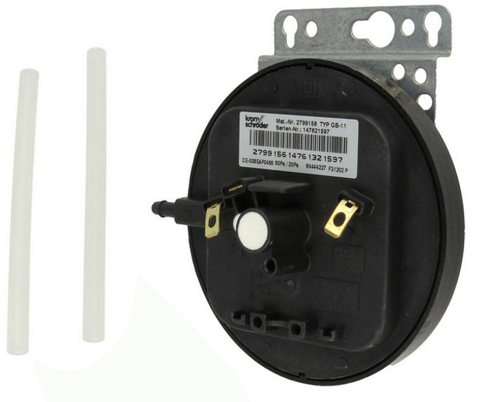 Wolf 279915699 Differential pressure switch 20/60 Pa
