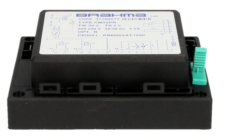 Brahma CM32PR, 37180677 burner control unit
