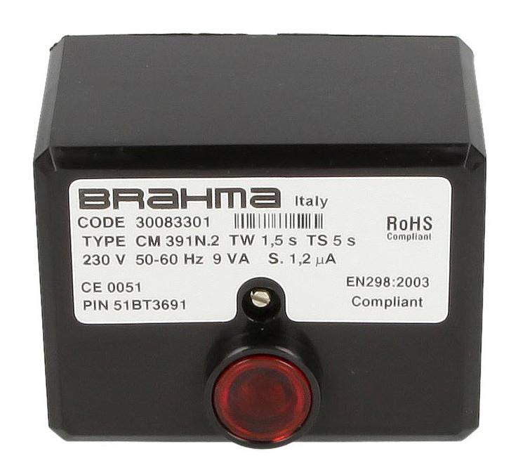 Brahma CM391.2, 30083301 Gas burner control unit