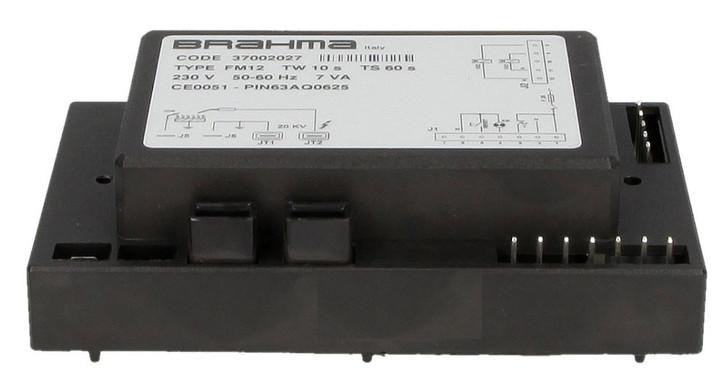 Brahma FM12, 37002027 Burner control unit