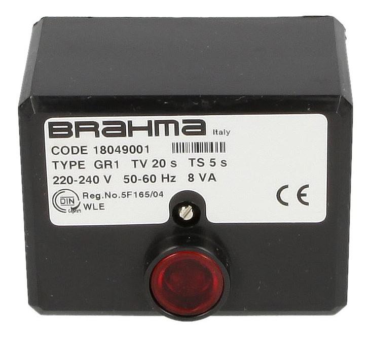 Brahma GR1, 18049001 control unit