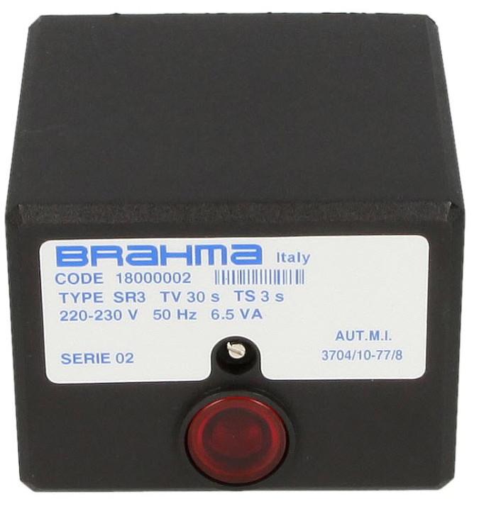 Brahma SR 3, 18000002 Control unit