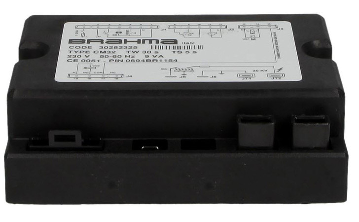 Brahma CM32, 30282325 control unit