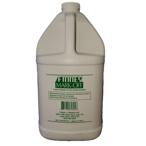 Finney Mark Off Liquid Cleaner - Gallon case of 4