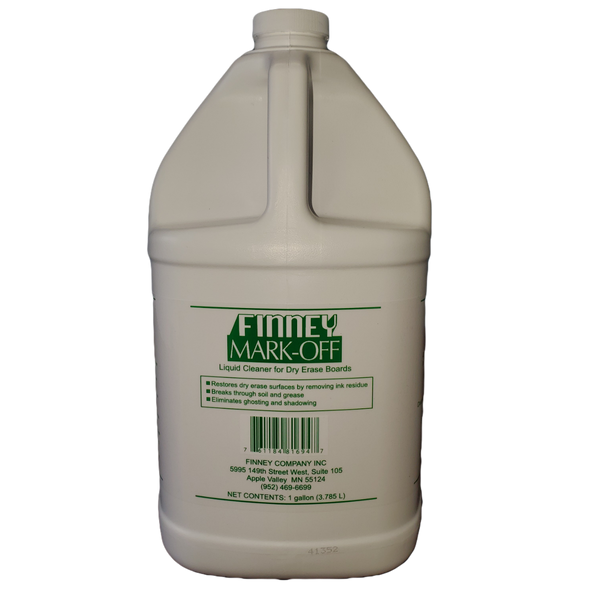 Finney Mark-Off Cleaner - 1 Gallon
