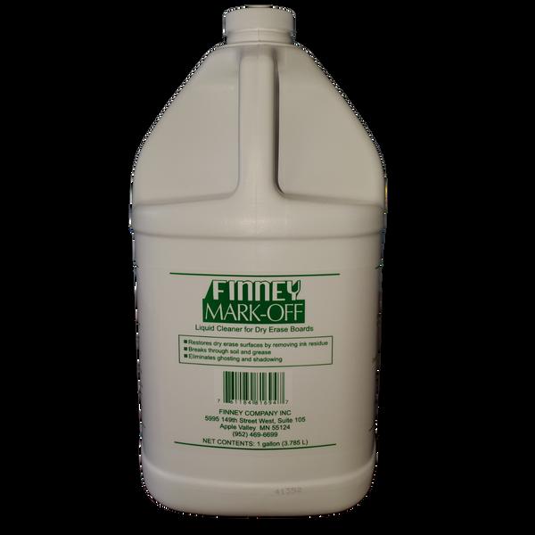 Finney Mark Off Liquid Cleaner - Gallon case of 4