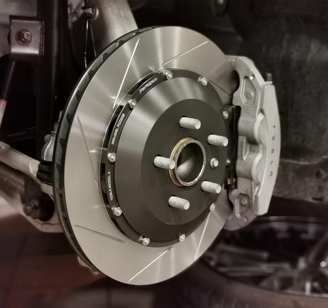 Tesla Model 3 2-piece rotor