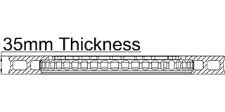 35mm Thickness