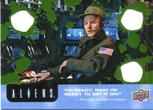 Aliens 2018 Acid Blood [25] Base Card #23 Ready To Get It On