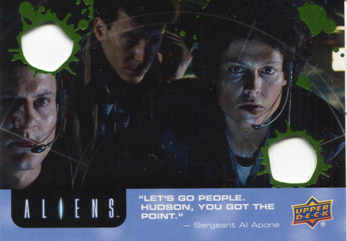 Aliens 2018 Acid Blood [25] Base Card #43 Nice and Easy
