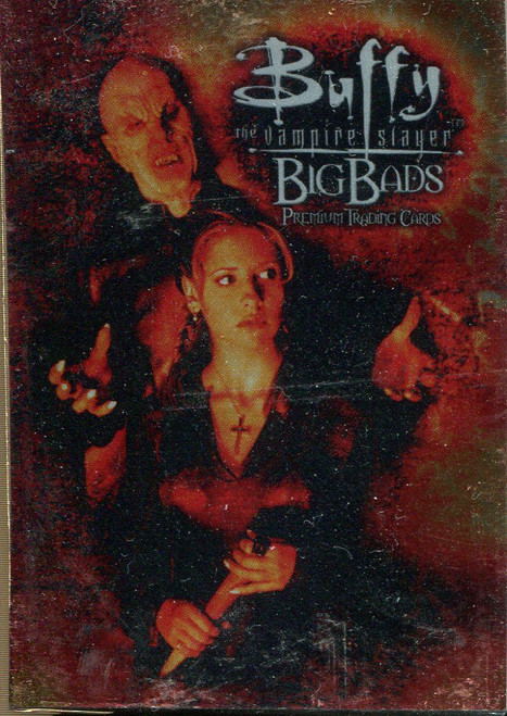 Buffy The Vampire Slayer Big Bads Mini Master Base & 3 Chase Sets