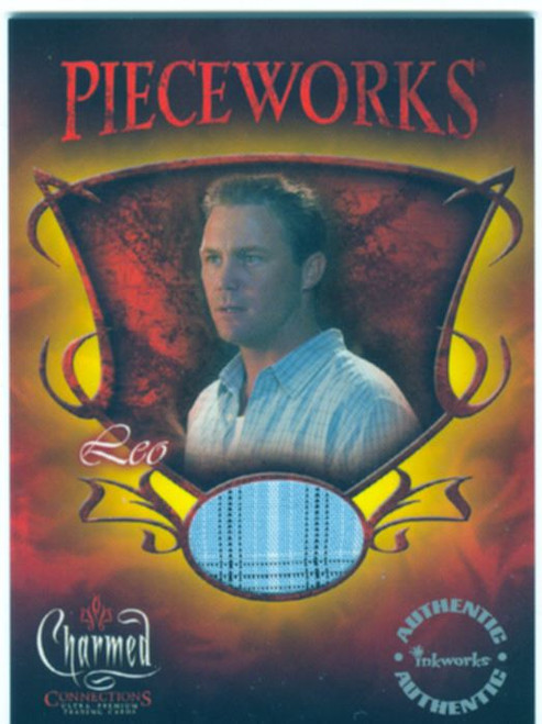 Charmed Connections Pieceworks Card PWC4 Leo
