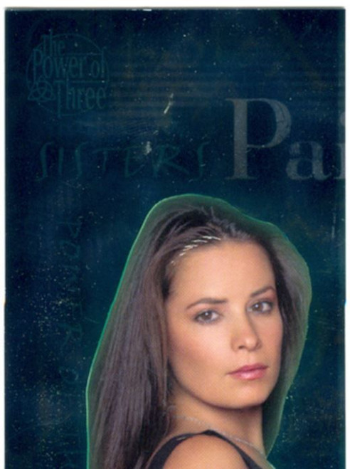 Charmed Power Of The Three The Power Of Three Chase Card P1