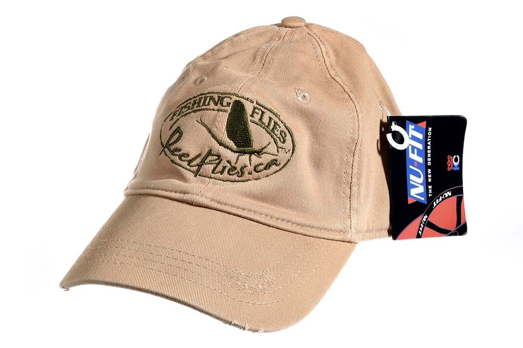 Fly Fishing Hat Tan