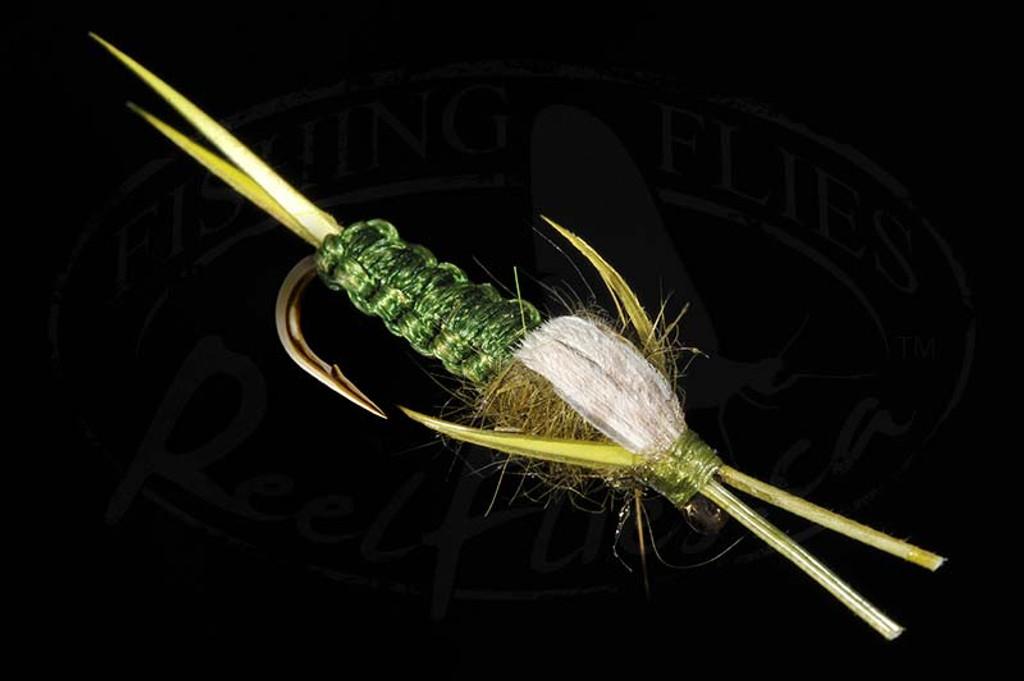 Olive Braided Stonefly