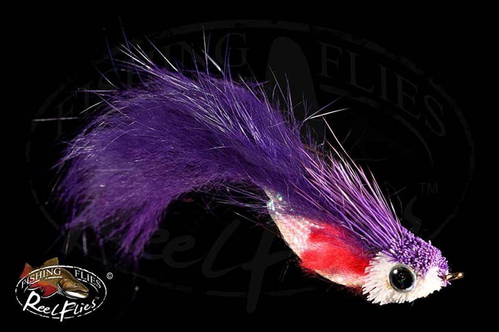 Reelflies Minnow Purple