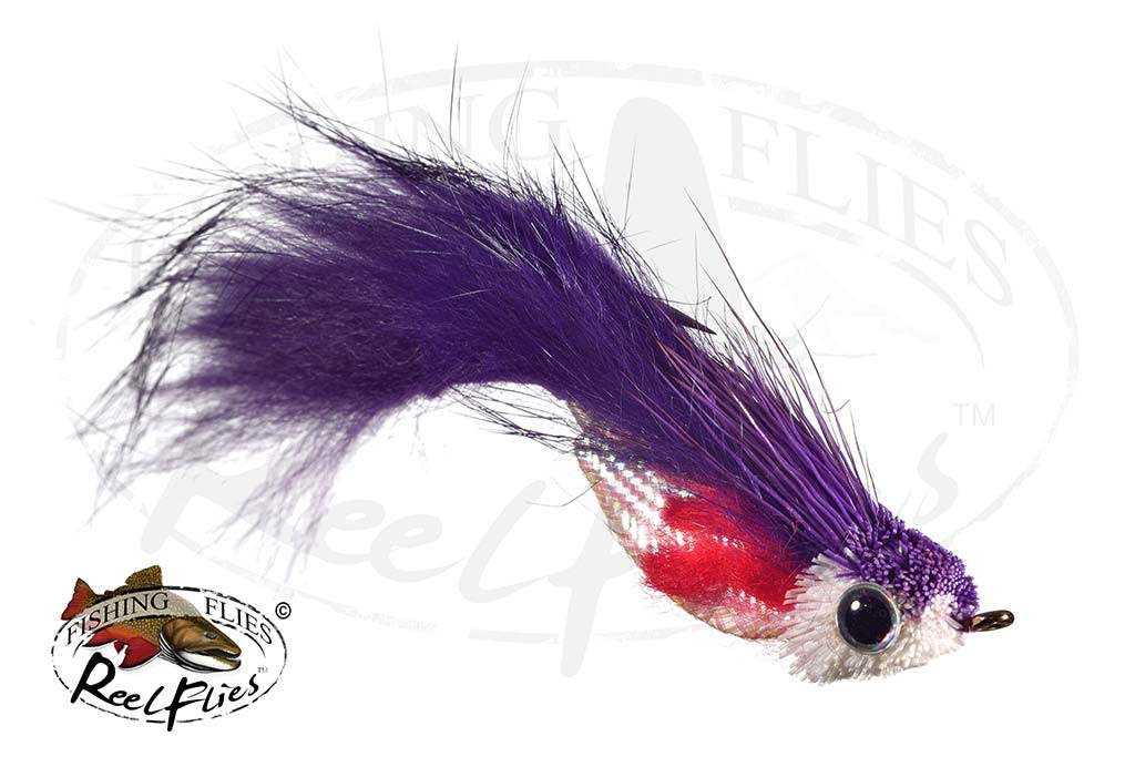 Reelflies Minnow Purple