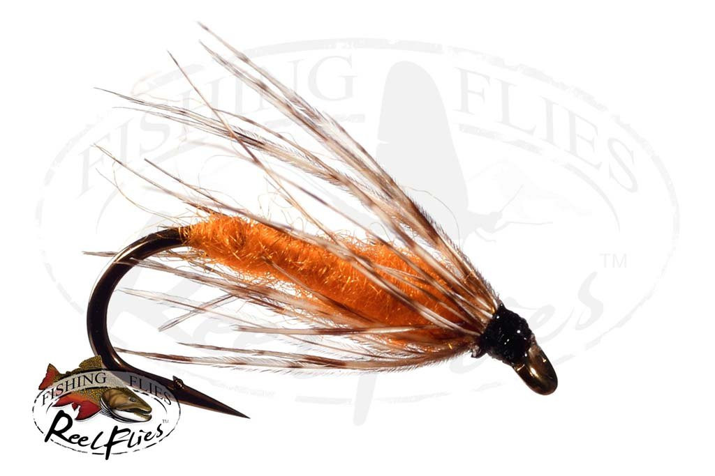 Soft Hackle Orange