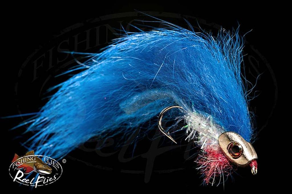 Boney Baitfish Artic Blue