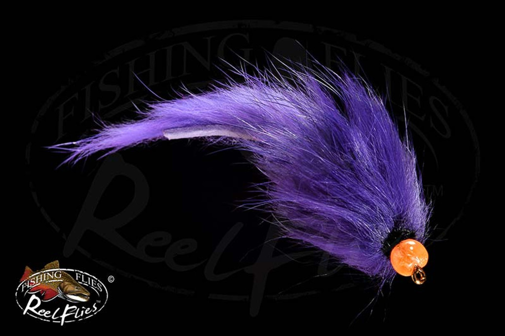 Reel Egg Purple Leech