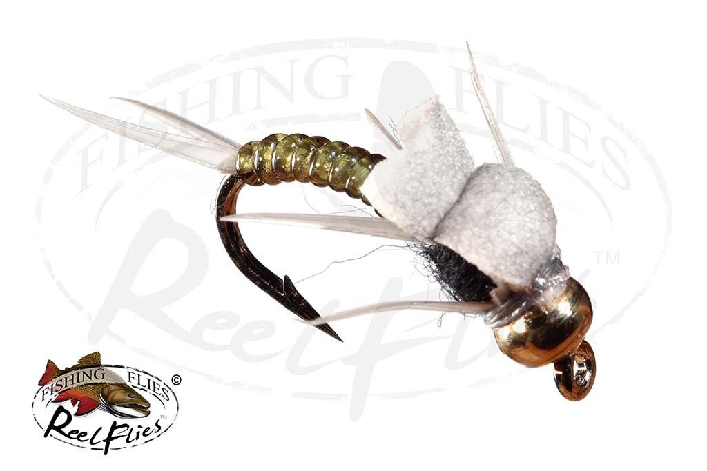 Dynamite Stonefly Nymph Olive