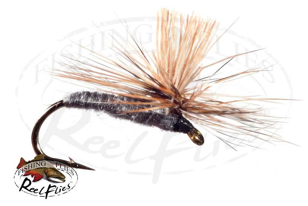 Elk Hair Adams Parachute