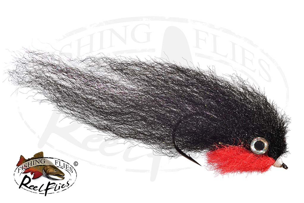 Fat Head Baitfish Black