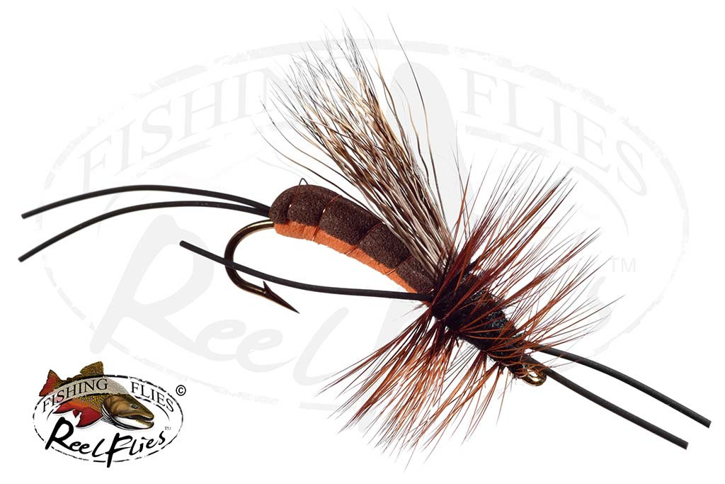Foam Deer Hair Salmon Fly