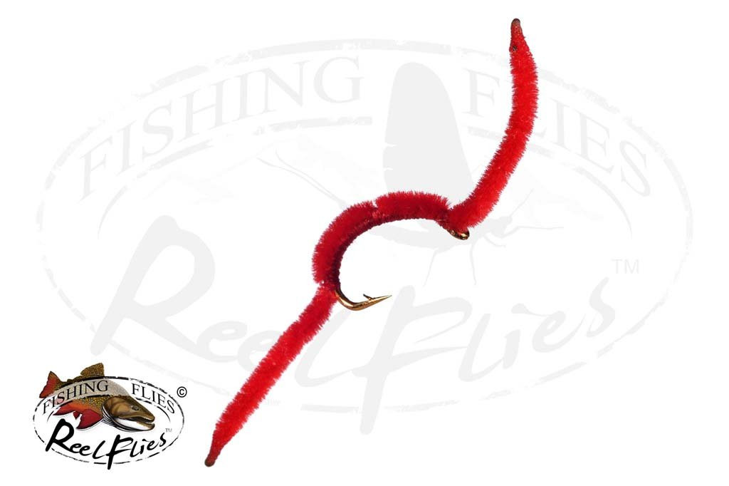 San Juan Worm Red