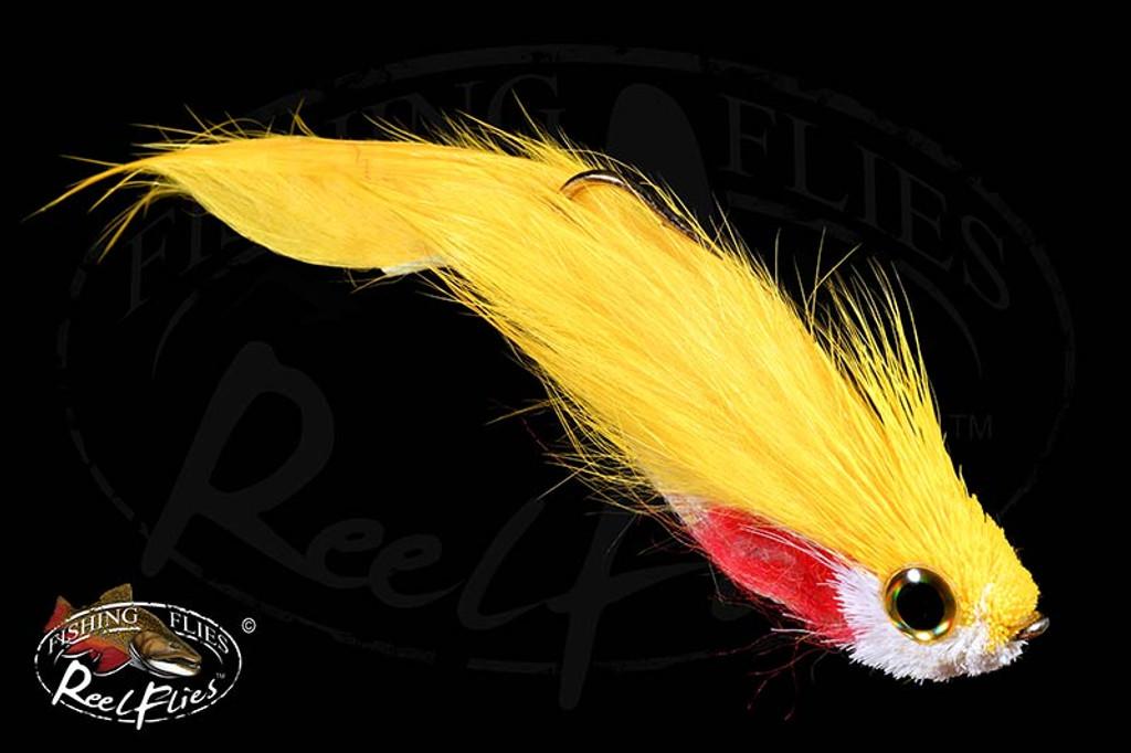 Reelflies Minnow Yellow