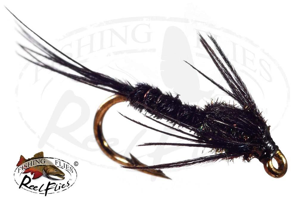 Pheasant Tail Black