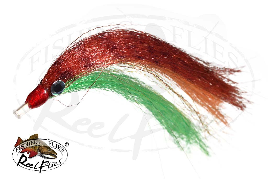 Reel Tiger Perch Tube
